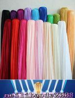 """Tessuto di seta Sfondo di nozze Larghezza 150 cm (59 """") Decorazione in tessuto satinato Panno di colore solido / Performance Abbigliamento Abbigliamento Tessuti Abbigliamento Fodera Myy"""