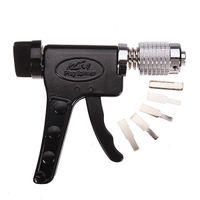 Sistema de la herramienta de la herramienta de la herramienta de desbloqueo de la mano del desbloqueo de Klom de alta calidad Klom Locksmith Tool Lock Pick Paper Box Black Metal
