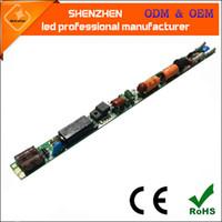 AC220V 480mA DC30-40V 9w 18w Triac dimmbare T5 T8 T10 isoliert LED-Schlauch-Treiber dimmbar Rohr Stromversorgung Trafos