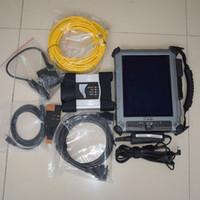 أداة تشخيص المهنية ل BMW ICOM Next for BMW ICOM A3 مع Laptop IX104 C5 4G I7 مع خبير SSD