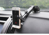 Creative car mobile phone stand multi - functional telescopi...