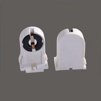 CA 110-250V T8 G13 Lampe Prise de base de lampe LED Aquarium Porte-lampe Adaptateur Adaptateur / Slide-On pour T8 G13 Tube Light