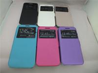 Per LG X Power 2 V7 X CHARGE STYLO 3 LS777 G Vista VS880 Huawei Nova 2 Plus Y6 II compatto Custodia in pelle Flip per Samsung Galaxy S6 Edge Stand