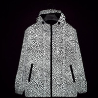 men 3m Jacket Camouflage clothes Zipper Sports coat Crack ex...