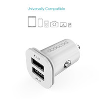 dodocool 24W 4. 8A Mini Dual USB Car Charger Power Adapter fo...