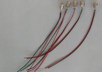Portalampade E10 @ Basi lampada con filo da 20 cm per esperimenti di fisica