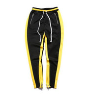 2017 New Mens Joggers trousers Sport Fitness Training Runnin...