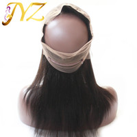 360 Lace Frontal Closure Straight Lace Frontals With Baby Ha...