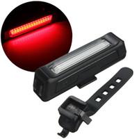 Велосипед огни USB светодиоды супер яркий светодиодный фонарик аккумуляторная литий-полимерный аккумулятор 100 люмен USB зарядное устройство с Велосипед крепление