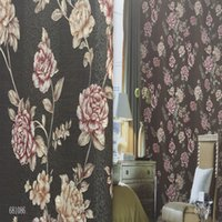 Wholesale- High Quality Chinese style Wallpaper Fashion Moder...