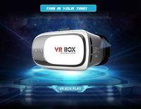 2016 Professionale VR Box II 2.0 Versione VR Virtual Reality Glasses 3D per 3,5 - Smartphone da 3,5 - 6.0 pollici