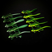 20pcs 7. 5cm 3g Elliot Frog Silicone Lures Fishing Lure Soft ...