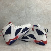 Hot sell new 7 Olympic Bordeaux Cardinal Raptor French Blue ...