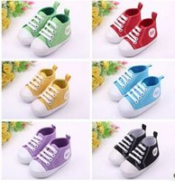 Best sale Baby Boys Girls soft Sneakers Babies Non- slip todd...