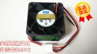 AVC 40 * 40 * 28 DB04028B12U-FAR DC12V 0.66A 4 CM 3 cable del ventilador de gran volumen de aire