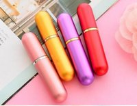 New 12 Colors for choice Aluminium Portable Small 6ML Refill...