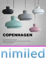 Nimi1114 Modern Copenhagen Nordic Ch Danish Designer Restaurant Lampadario American Industry Pendant Lamps Bar Cafe Lighting Lights