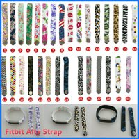 Remplacement Colorful Silicone Strap Wrist Strap Wearables Band Pour Fitbit Alta Watch (No Tracker) 30 Couleurs VS DZ09 GT08