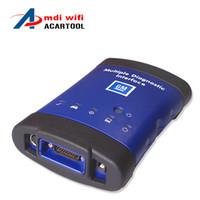 2018 GM MDI Interface De Diagnóstico Múltipla com Wifi GM MDI Auto Ferramenta de Diagnóstico gm mdi scanner dhl frete grátis