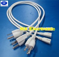 5FT 1500mm Power Cable with US Plug for Integrated T8 T5 led...