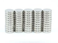 Neodym-Magnetscheibe Permanent N35 NDFEB Kleine Runde Superstarke starke Magnetmagnete 8mm x2mm 200 stücke