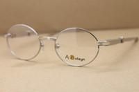 Ücretsiz Erkekler 2021 Gözlük Paslanmaz Çelik Gözlükler Sıcak Optik 7550178 Nakliye Sürüş Çerçevesi Çerçeveleri Boyutu: 55-22-140mm Xoigi