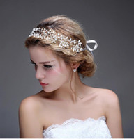 2015 Silver Wedding Headpiece Hair Accessories Cheap Headban...