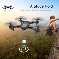 Original Visuo XS809HW RC Drone Mini Foldable Selfie Drone w...