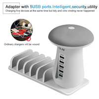Quick Charge 3. 0 USB Charger Charging Station Dock Power Ada...