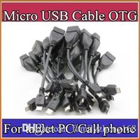 OTG Cable Micro USB Audio Video For Tablet PC Samsung Lenovo...