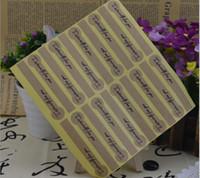 500sheets (9000pcs) Besonders für Sie deaign Lollipop geformte Dichtungs-Aufkleber-Dekoration DIY für Sammelalbum-Umschläge Geschenkpaket