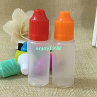 Wholesale China 1000pcs 15ML Soft PE Plastic Dropper Bottle ...