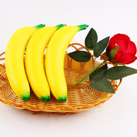 Wholesale Squishy Banana 18*4CM Charm Slow Rising Soft Anima...