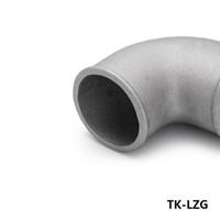 Tansky -High جودة العالمي 2 بوصة المصبوب الألومنيوم الكوع 90 درجة أنابيب توربو intercooler اقتران TK-LZG20.