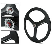 Bicycle Wheels 700c Fixed Gear Mito Hub One Wheel Magnesium ...