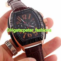 Новый 5-контактный властный классический мужские наручные часы многофункциональный кварцевые часы кожаный ремешок пряжкой водонепроницаемые часы