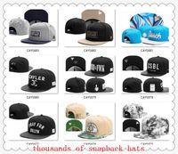 Nuovo arrivo Snapbacks Cappelli Cappellino Cayler Sons Snap back Baseball cappellini casual Taglia regolabile drop shipping Scegli cappelli dal nostro album