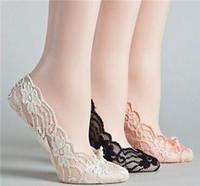 2016 zapatos de boda de encaje baratos por encargo zapatos de baile para calcetines de actividad de boda zapatos de novia envío gratis