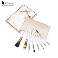 Ducare Professional Makeup Brush Set 8pcs عالية الجودة أدوات ماكياج كيت شحن مجاني فرشاة التجميل أدوات المكياج