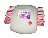 14 레이저 패들! 제로나 지방 분해 Lipolaser Liposuction Zerona 레이저 슬림 기계