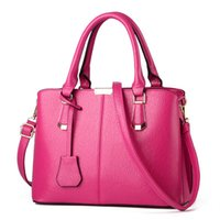 Mode Femmes Sacs à main Top Handle Satchel Femme LadiesTote Purse option multi-couleurs Totes ordinaire PU Sacs # 801