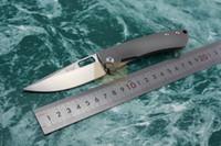 Italy Lion Steel TiSpine Coltello pieghevole in titanio TC4 D2 Grigio Caccia da campeggio tattico sopravvivenza esterna coltelli da lavoro Strumento EDC