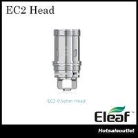 Аутентичные elaft ec2 голова катушки ec2 0,3Om / 0,5Om Head EC 2 Vape Coil для ELEF MELO 4 ATOMIZER / Ikuun Kit Electronic Cigarette