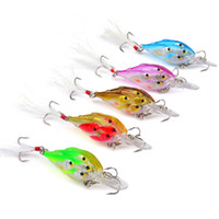 7CM   6. 2G Group Fish Lure Bait Small Fat Man Bait Fishing G...