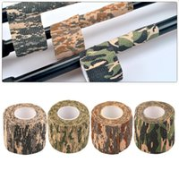 Tactical Camouflage 1 Roll Stretch Bandage Outdoor Hunting S...