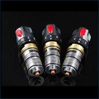 Koperen keukenkraan spool, spoolthermostaat, thermostatische kraanaccessoires, gratis verzending J14223