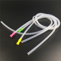 colorful Hookah Accessories 85mm silicone tube smoking water...