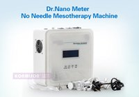 1つの多機能針を自由なメソセラピーデバイスにダルバペンを冷却する2016新しい到着上のノイズルメソセラピー機械療法機械4