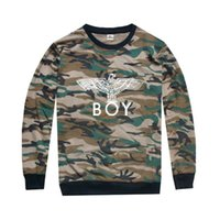2018 camouflage new arrival hiphop men long sleeve tshirt me...