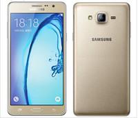 Original Samsung Galaxy On7 G6000 2015 G6100 2016 Teléfono móvil 5.5''13MP Quad Core Dual Sim Smartphone 4G LTE Desbloqueado Teléfono móvil